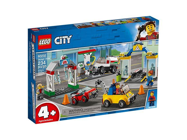 Lego Garage Centre-6585