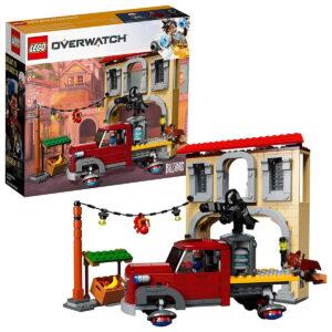 Lego Dorado Showdown-0
